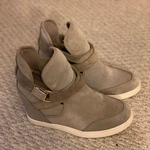 Aldo sneaker booties